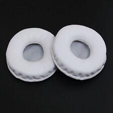 2x White Ear Pads Cushions for Sennheiser HD25 HD25SP HD25-1 PC150 PC151 PC155