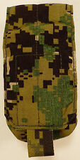 Eagle Industries Smoke Gren / GP Pouch AOR2 Belt Loop SEAL DEVGRU NSW NEW