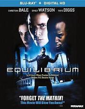 EQUILIBRIUM (Christian Bale) - BLU RAY - Region A - Sealed