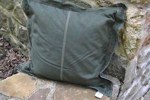 Ralph Lauren Vintage Explorer Rare Throw Pillow with Insert NWT Olive Green