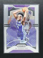 2019-20 Panini Prizm Basketball De'Aaron Fox, Sacramento Kings