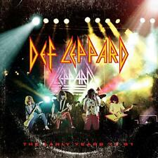 DEF LEPPARD-EARLY YEARS (BOX) (RMST) CD NEW