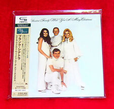 Frank Sinatra Sinatra Family Wish You A Merry Christmas SHM MINI LP CD JAPAN