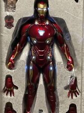 US Seller! Hot Toys MMS473D23 Iron man Mark 50 New