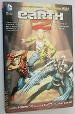 Earth 2 the tower of fate HC #2 6.0 FN (2013)
