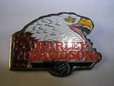 PIN'S MOTO /   SIGLE HARLEY DAVIDSON