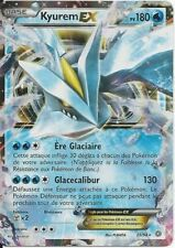 Carte Pokémon Kyurem Ex  180pv  25/98  Ultra Rare  Origines Antiques