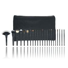 UK Coastal Scents Professional 22 Piece Make Up Brush Set Cosmetic Brushes Case