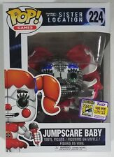 2017 SDCC EXCLUSIVE Funko POP Jumpscare Baby #224 FNAF Sister Location Figure