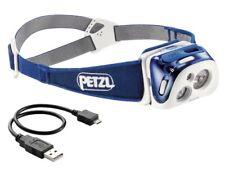 Linterna frontal PETZL REACTIK 220 Lumens. Nueva en caja y precintada