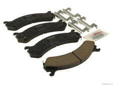 Bosch QuietCast Ceramic Brake Pad Set With Shims MST fits 2003-2009 Hummer H2  F