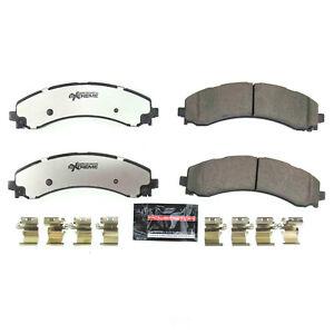 Disc Brake Pad Set Rear Power Stop Z36-2224 fits 19-20 Ram 3500