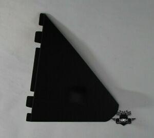 08 09 10 11 Ford F-250 F-350 RH Passenger Side Kick Panel Fuse Box Cover Black