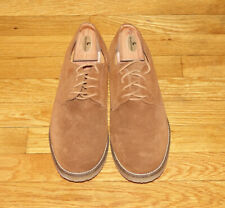 New Republic By Mark McNairy Derby Shoes Snuff Suede 11.5