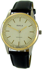 Ruhla Automatik Made in Germany Herrenuhr bicolor automatic mens dress watch