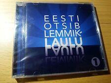 VARIOUS - EESTI OTSIB LEMMIKLAULU 1 CD SEALED / EUROVISION / LENNA / MAARJA