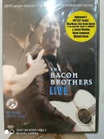 The Bacon Brothers # Live # DVD NUOVO SIGILLATO