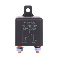 12V/24V DC 200A High Power Car Relay Truck Motor Continuous Automotive Switch