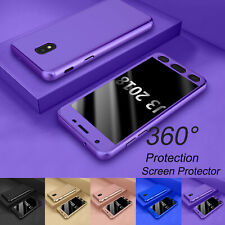 For Samsung Galaxy J3 Orbit 360° Shockproof Case Cover With Screen Protector