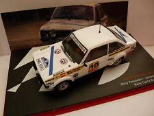 voiture 1/43 IXO altaya Rallye Champions Espagne FORD escort RS 1800 1977