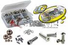 RCScrewZ Ofna LD3 RTR/Pro Stainless Steel Screw Kit - ofn001