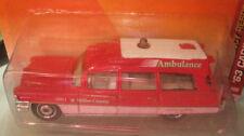Cadillac Contemporary Diecast Ambulances