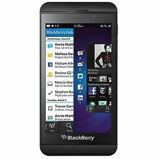 BlackBerry Z10 Unlocked Cellphone 16GB  Black USED