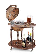 Jefferson Bar Globe Bar Drinks Cabinet Genuine Italian w/ Certificate