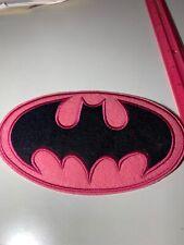 NEW! Pink Batman Patch
