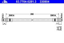 Bremsschlauch - ATE 83.7704-0281.3