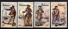 Bahamas Stamp - Pirates of the Caribbean Stamp - NH