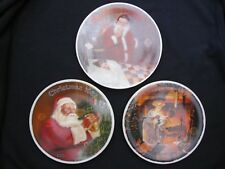 Knowles Christmas Collector Plates