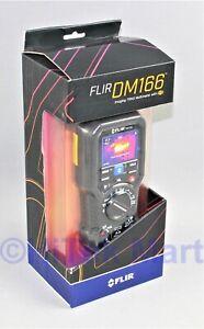 FLIR DM166 True RMS Thermal Imaging Multimeter with IGM Technology BRAND NEW