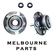 2 Ford Falcon Brand New Front Wheel Bearing Hubs AU BA BF & Territory +Nuts 1