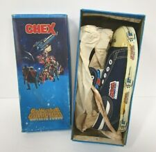Battlestar Galactica 1978 Sneakers & Display Shoe Box by Chex Cylon Starbuck