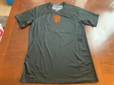 Nike Vapor Pro San Francisco Giants Baseball Shirt Size Large AH5607-010