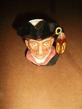 Royal Doulton Night Watchman Character Toby Mug~D6576~Made In England 1962~Small