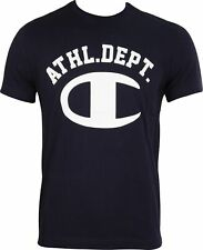 Champion Classic Heritage Mens Short Sleeve Top - Navy