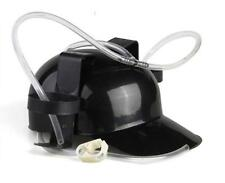 Black Drinking Beer Hat Helmet Novelty Games Party Drink Stag Hen Do Cosplay UK