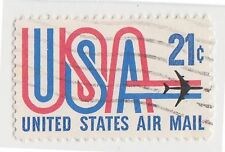 (UST-332) 1971 USA 21c USA Air mail (C)
