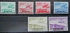 Iraq 1949 Air Stamps(Part Set). LMM.