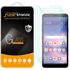 [3-Pack] Supershieldz Tempered Glass Screen Protector for LG Journey LTE