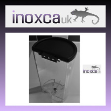 MAGIMIX PIXIE WATER RESERVOIR CLEAR WATER TANK WITH BLACK LID 505695 NESPRESSO