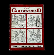 Grateful Dead The Golden Road Magazine 1984 Winter Issue 1 Mickey Hart GD Roots