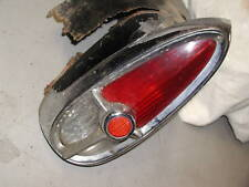 HUDSON HORNET TAIL & LIGHT FENDER PIECE 1957 1956