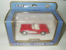 ERTL CORVETTE CLASSIC VEHICLE SCAL 1:43 #2588 1988 MIB