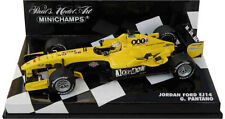 Minichamps Jordan Ford EJ14 2004 - Giorgio Pantano 1/43 Scale Race Version
