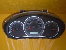 09 Impreza Speedometer Instrument Cluster Dash Panel 43,129
