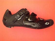 Giro Trans HV (High Volume) EC70 Easton Carbon Road Shoe Black EU 46.5 US 12.25