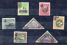 Liberia Valores de Servicio del año 1909-12 (CY-778)